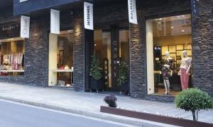 L'establiment de moda ubicat a l'avinguda Meritxell.