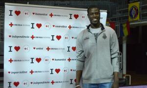 Moussa Diagne, el somriure etern.