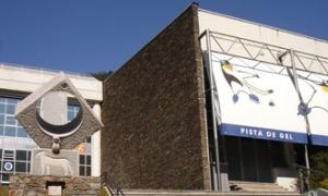 El Palau de Gel obrirà el 3 de juny la piscina, el gimnàs i el restaurant; la pista haurà encara d'esperar uns dies.