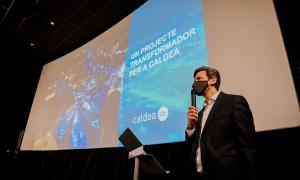 La presentació del projecte es va fer el passat 9 de febrer.