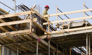 ANA/ La construcció és un dels sectors que ha experimentat més creixement en el PIB.