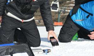 Grandvalira/ Les pistes de les finals de la Copa del Món d'esquí se sotmeten a l''snow control'. Video Ana Audio Ana