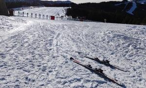 Les pistes d'esquí de Pal, aquest cap de setmana.