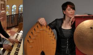 Ignacio Ribas i Nathalie Forget protagonitzen el concert de demà a Sant Esteve: hi estrenaran una 'Rapsòdia' del mateix Ribas.