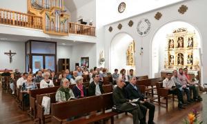 Segones Jornades d'orgue ibèric a la Massana.