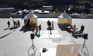 La mostra 'Ramon Llull en essència' tanca els actes del 700 aniversari de la mort de l'escriptor La mostra 'Ramon Llull en essència' tanca els actes del 700 aniversari de la mort de l'escriptor