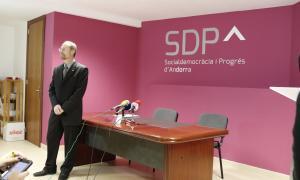 """SDP reitera que Cinca ha de dimitir per estar relacionat amb """"negocis obscurs"""""""