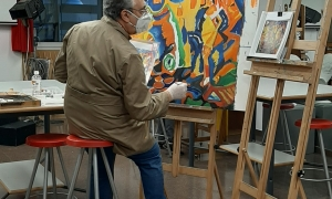 Escola d'Art d'Andorra la Vella.