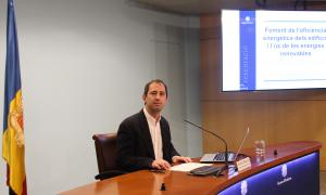 Carles Miquel,  ha estat ratificat com a director de l'Oficina de l'Energia i del Canvi Climàtic