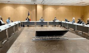 La primera reunió per la candidatura Andorra Reserva de la Biosfera.