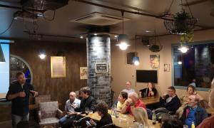 La reunió de poble va tenir lloc el passat dimarts al vespre.