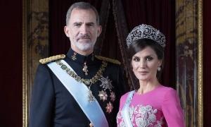 Els reis d'Espanya arribaran al Principat el proper dijous.