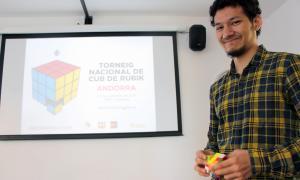 El torneig de cub de Rubik ja té cobertes les 60 inscripcions a un mes de la celebració El torneig de cub de Rubik ja té cobertes les 60 inscripcions a un mes de la celebració