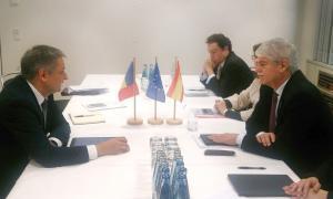 Saboya aprofita el Consell de Ministres d'Afers Exteriors dels estats de l'OSCE per reunir-se amb els seus homòlegs Saboya aprofita el Consell de Ministres d'Afers Exteriors dels estats de l'OSCE per reunir-se amb els seus homòlegs