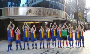 MoraBanc, el 12è jugador per aspirar a l'ascens a tercera