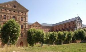 L'edifici del Seminari, a la Seu, cedit per allotjar els usuaris del centre sociosanitari de l'hospital.