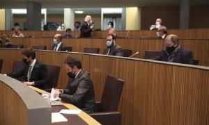 Una sessió anterior del Consell General.