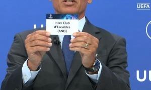 L'Inter Club Escaldes ja té rival a la ronda preliminar de la Champions.