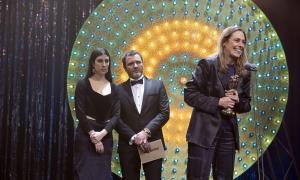 Steinbrecht, premi Gaudí per 'Elisa y Marcela'