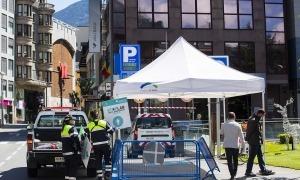 El StopLab de Plaça Rebés es va acabar demuntar el 24 d'abril.
