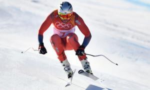 Joan Verdú finalitza 37è al descens dels Jocs i Marc Oliveras no acaba