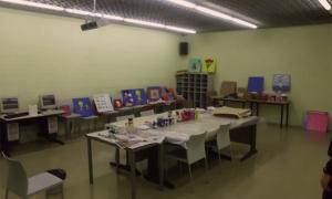 ANA/Zona de tallers pels interns del centre penitenciari de la Comella.