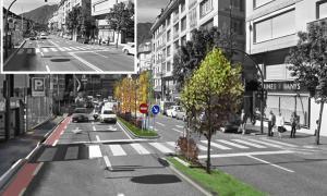 Les obres d'embelliment de l'avinguda Tarragona començaran dilluns vinent