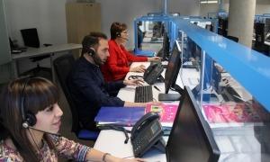 Treballadors d'Espic en una imatge d'arxiu.