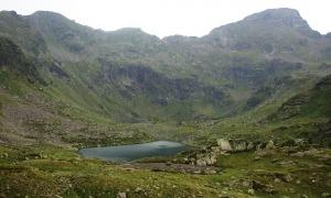 Els llacs de Tristaina.