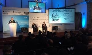 Imatge de la passada edició, inaugurada pel president de la Generalitat, Quim Torra