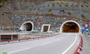 El túnel dels Dos Valires