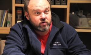 ANA/El secretari general de l'USdA, Gabriel Ubach.