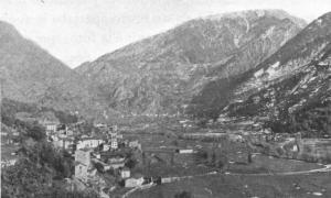 Andorra, Halliburton, Rumbo a la aventura, The royal road to romance, viatgers, Vilarrubla