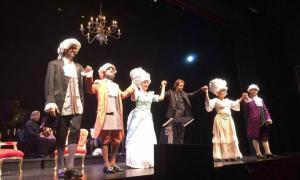 Andorra, Sant Julià, òpera, temporada, Jonaina, Roig, L'elisir, La corte del Faraón, Tutto Mozart, Mozart