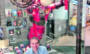 Andorra, la Massana, Cels Piñol, Museu del Còmic, narizones, Fanhunter, Pieras, Dacasa, Caus, Pomerol, Márquez, Sant Miquel, San Miguel, Museu del Còmic