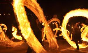 La cremada de falles tindrà lloc com cada any la Nit de Sant Joan, aquesta edició amb representants de la Stonhaven Fireballs.