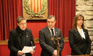Albós seguirà com a secretària general del Comú: el cònsol Josep Majoral l'ha confirmat en el càrrec i jurarà dijous, com ho farà també Neras com a interventora.