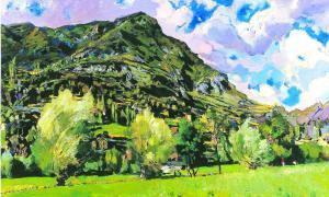 Andorra, Escaldes, Engordany, Mir, Art al Set, Maestre, Nogueroles, Centre Júlia