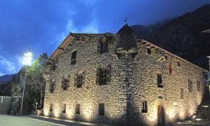La Casa de la Vall va rebre l'any passat 18.000 visitants, prop de 4.000 menys que el 2016 (Foto: Agències).