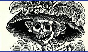 El tercer 'Geografies' viatja a Mèxic amb el crític Jorge CarriónLa catrina, icònica i festiva calavera mexicana, protagonitzarà l'exposició de Ruth González.