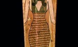 Andorra, Sant Julià de Lòria, Museu del Tabac, Museu Egipci, Déus d'Egipte, sarcòfag, Nut