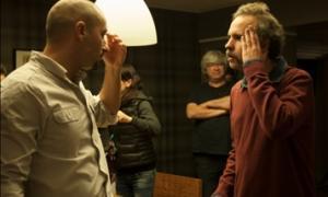Andorra, sèrie, Apanyats, Alain Hernández, Hèctor Mas, Marc Crehuet, El rei borni, 73', Palmeras en la nieve, rodatge