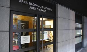 Govern i Comú publiquen el catàleg de l'arxiu comunal de la Massana
