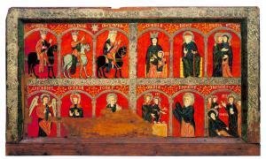 altars, romànic, Cerdanya, Salòria, Bastardas