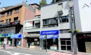 Andorra, arquitectura, Dilmé, Orteu, Farràs, Casal i Vall, Escrosa, Llimona, Margarit, Fisac, Masgrau, Ruols