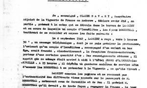 Andorra, Sant Julià, Trobada Literària Tranfronterera, Larrieu, Lasmartres, Rosenthal, passadors, l'epopeia dels passadors, jueus, llegenda negra, Savary, Porta