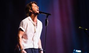 Andorra, concert, Carrasco, Poliesportiu, suspensió, faringitis, Bailar el viento