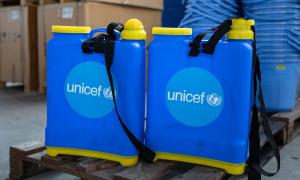 Unicef continua vetllant durant la crisi sanitària arreu del món.