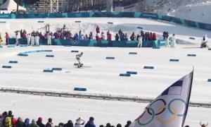 Irineu Esteve torna a enlluernar en finalitzar en la 27a posició als 15 quilòmetres patinadors dels Jocs Olímpics