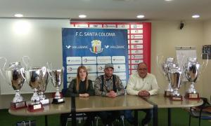 Richard Imbernón deixa la banqueta del Vall Banc FC Santa Coloma